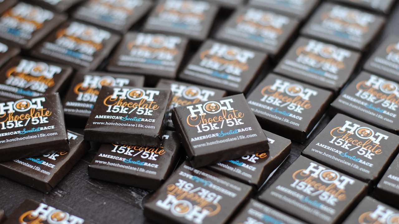 Hot Chocolate 15K/5K Chocolate