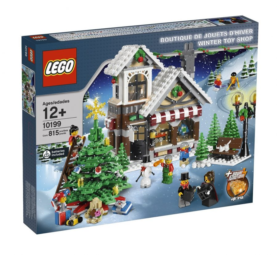 LEGO Winter Village Set 10199