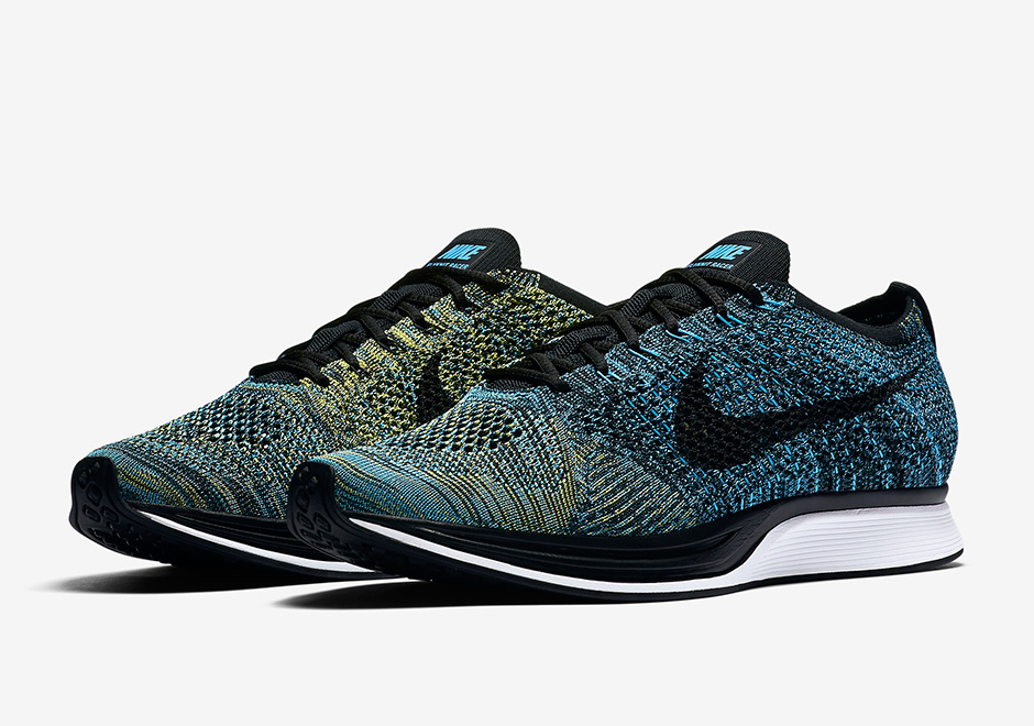 All 2017 Nike Flyknit Racer Colorways