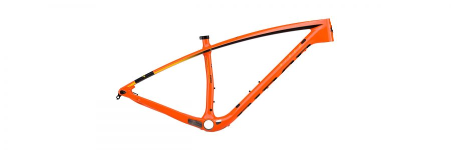 AIR 9 RDO Orange Frame from Niner
