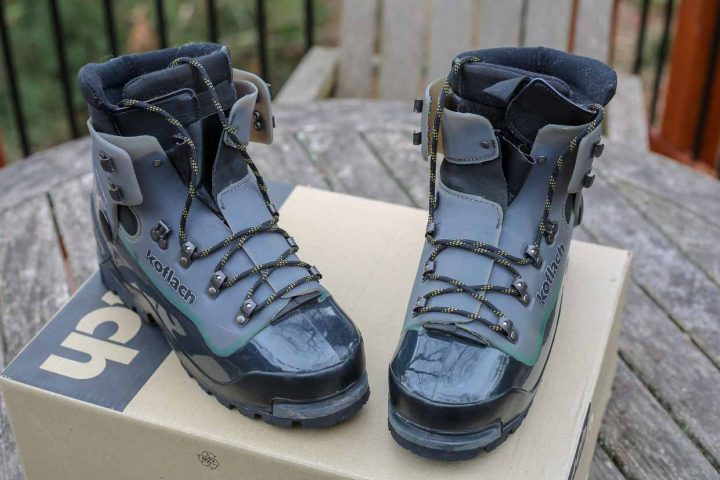 koflach degre plastic boots