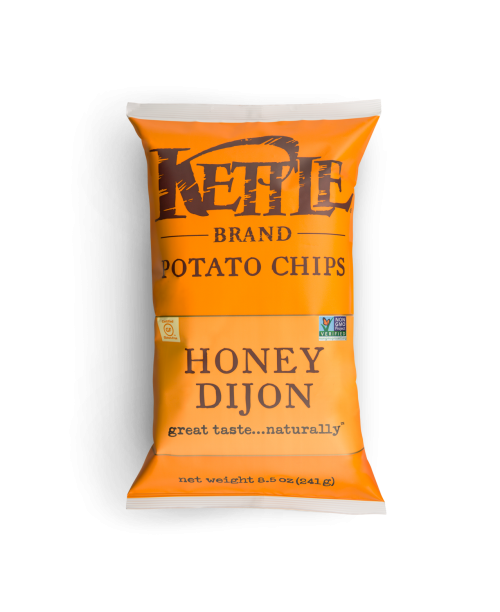 Honey Dijon Kettle Brand Potato Chips
