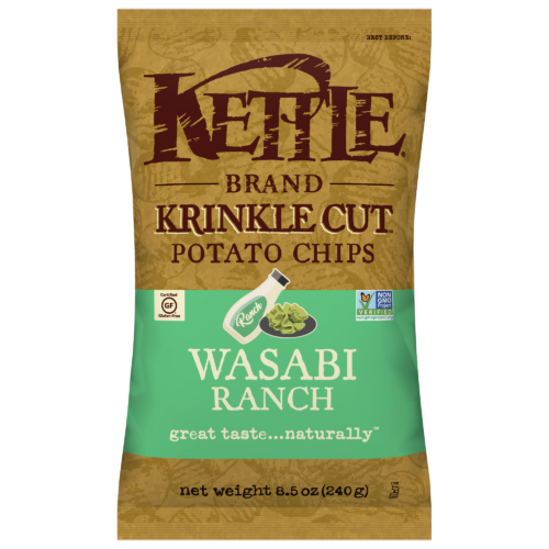 Wasabi Ranch Kettle Brand Potato Chips