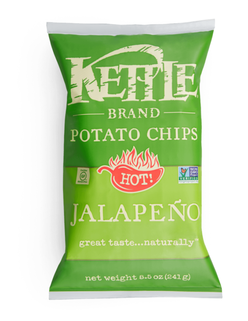 Jalapeno Kettle Brand Potato Chips