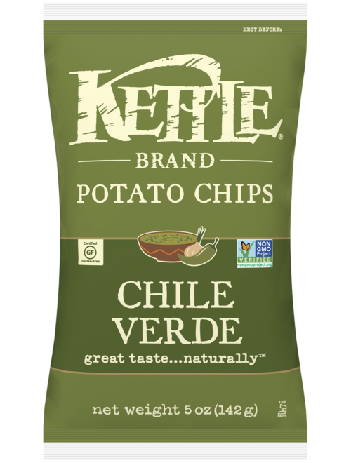 Chile Verde Kettle Brand Potato Chips