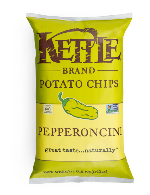 Pepperoncini Kettle Brand Potato Chips