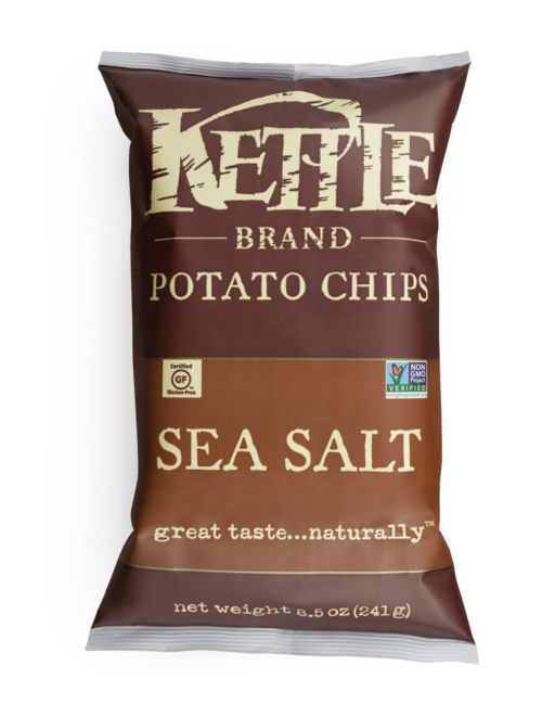 Sea Salt Kettle Brand Potato Chips