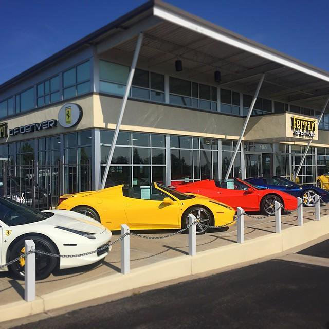 Ferrari Dealer List Ferrari Dealership Directory North South America
