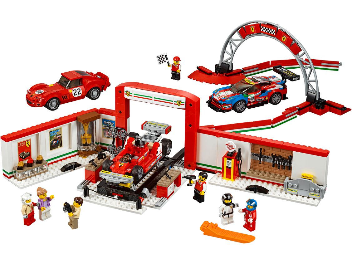 LEGO Ferrari Ultimate Garage 75889