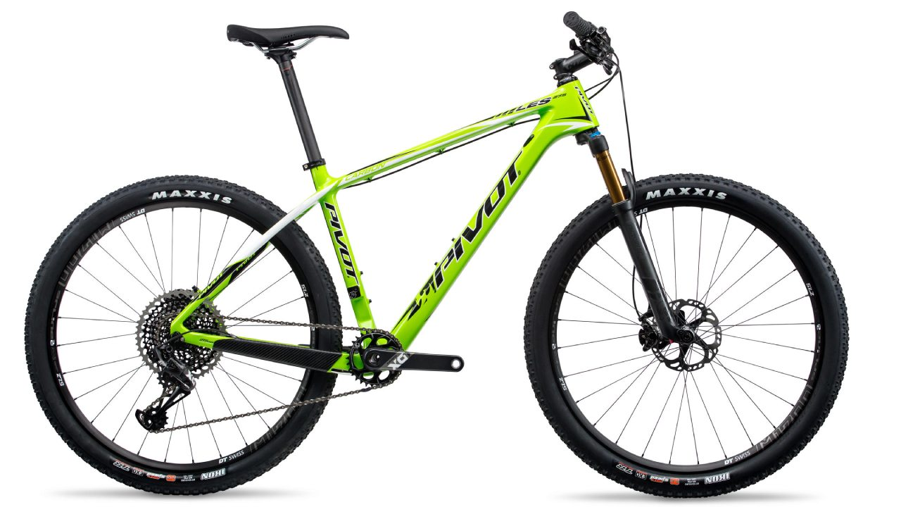 Pivot Cycles Les 27.5 v1 lime green