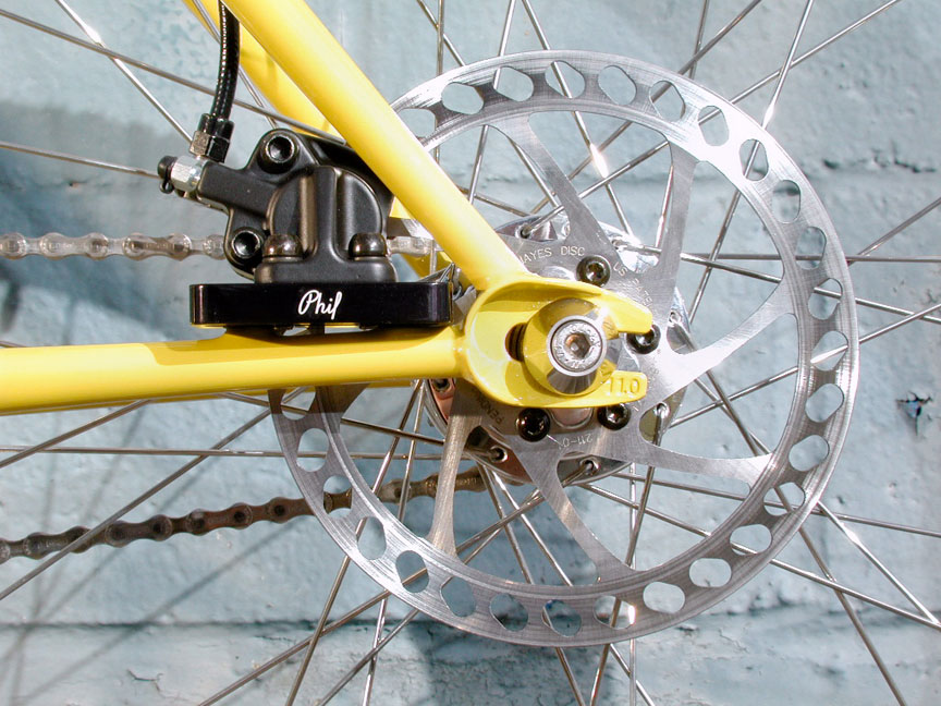 Single Speed Horizontal Dropouts