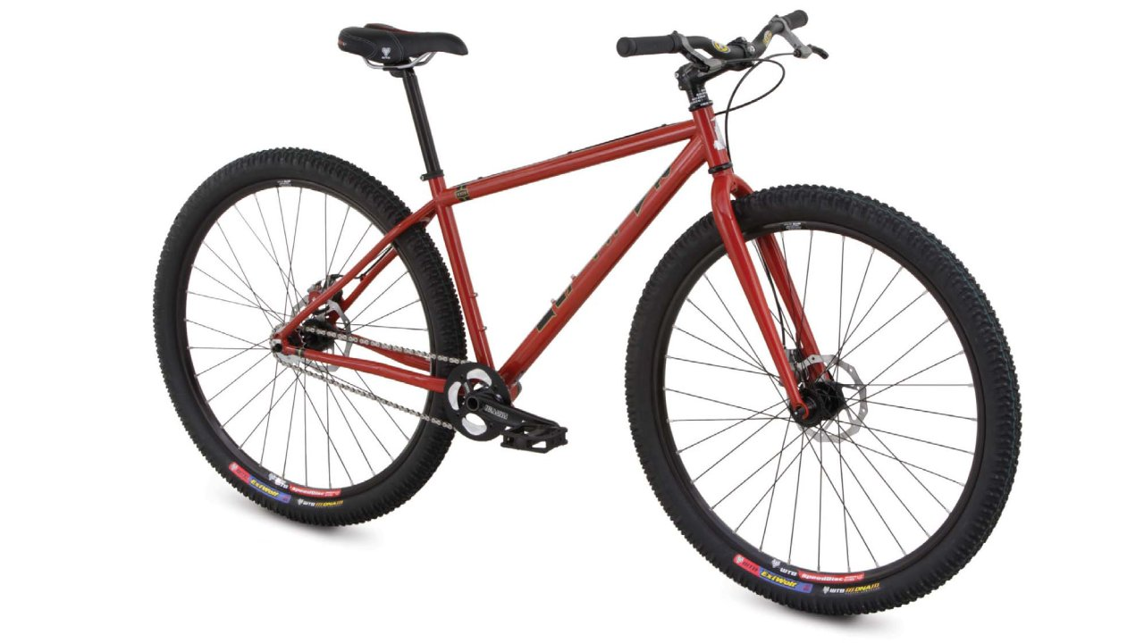 2007 Raleigh XXIX 29er Single Speed Stock Image