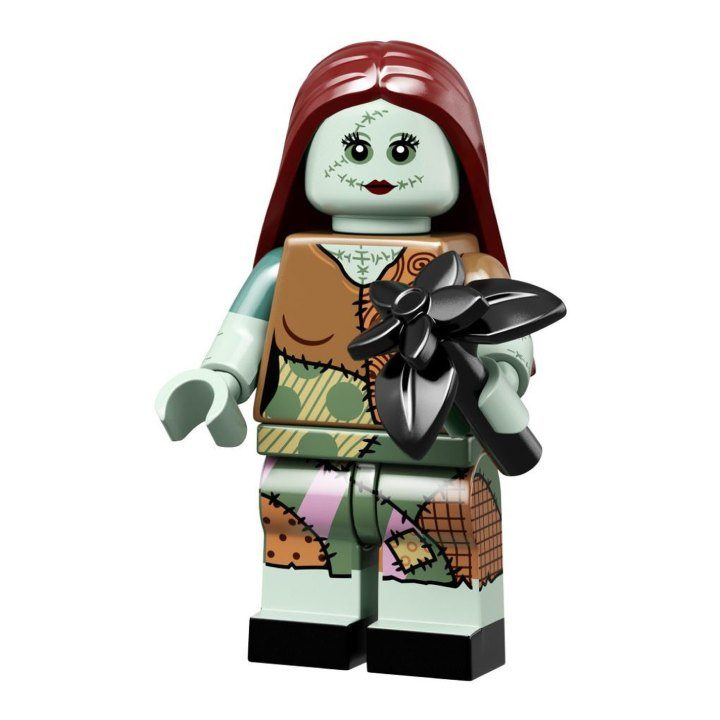 Sally Collectible Minifigure at Amazon