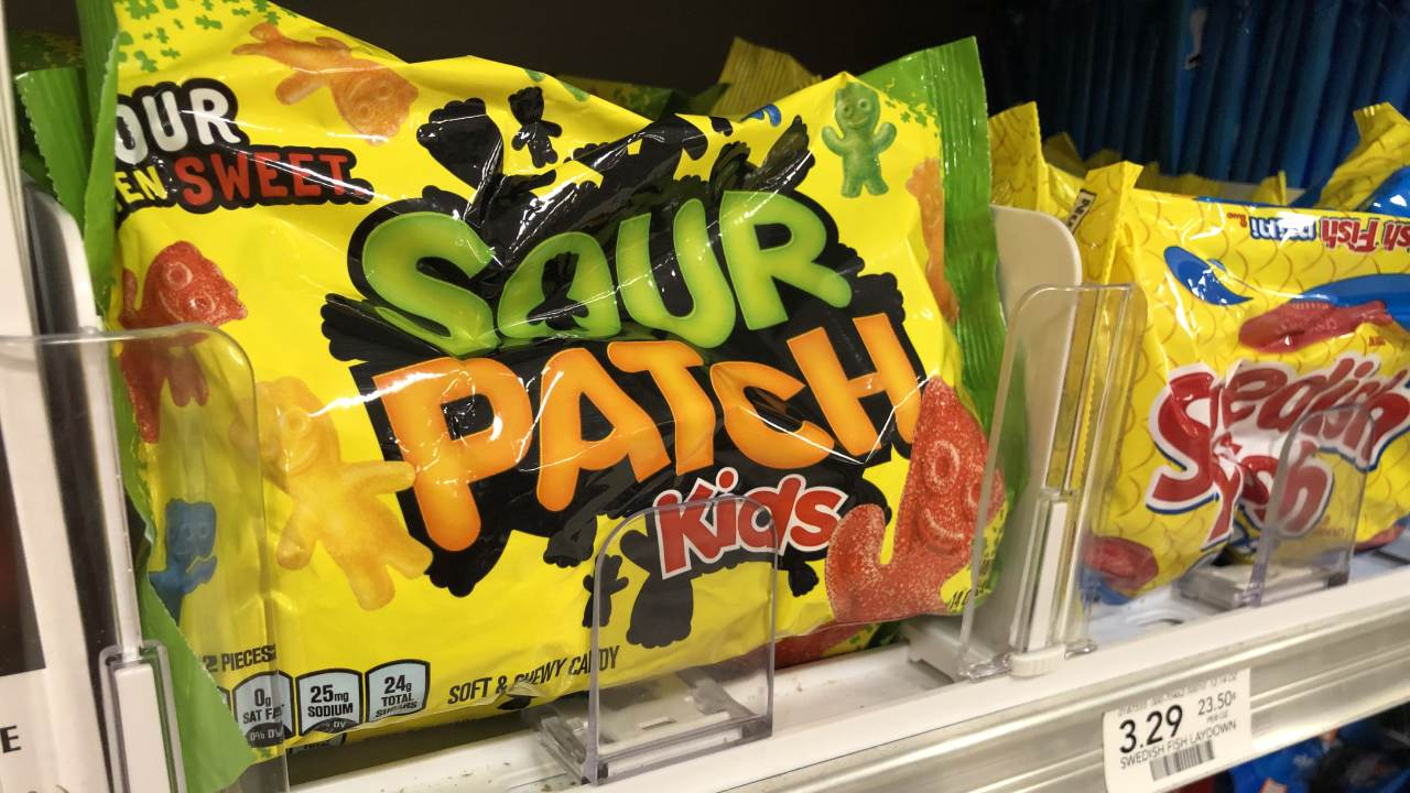 14oz Sour Patch Kids at Store